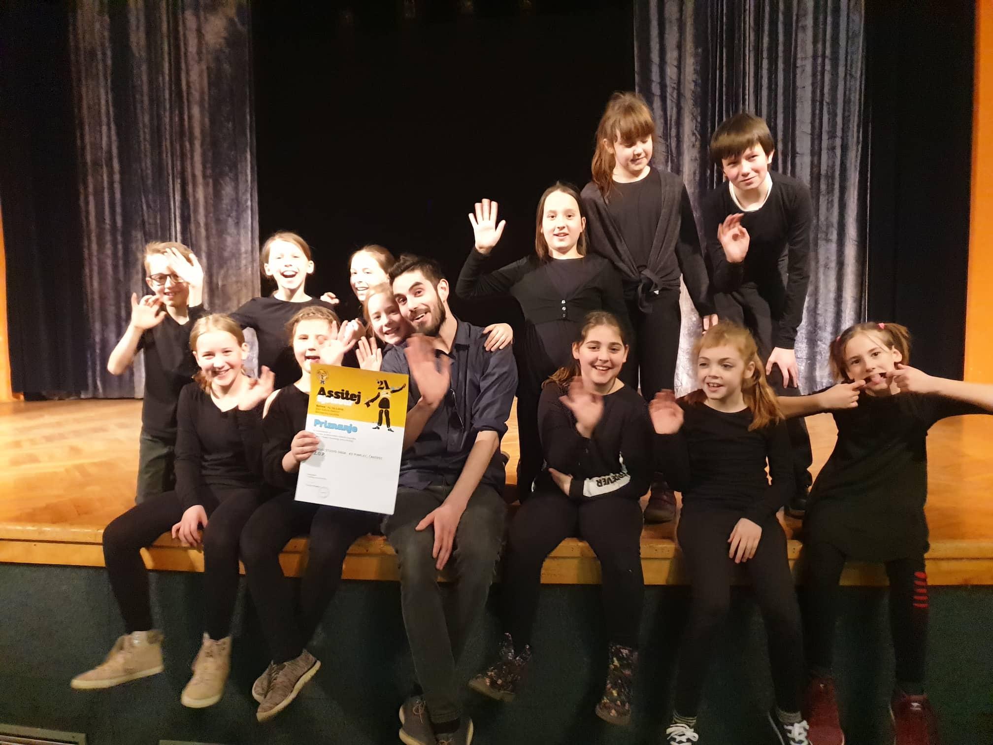 U petak, 29. ožujka, završio je 21. Susret profesionalno vođenih kazališta za djecu i mlade HC Assitej.